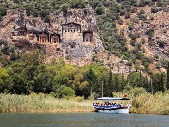 How To Get To Dalyan?